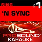 Sing Like 'N Sync v.1 (Karaoke Performance Tracks)