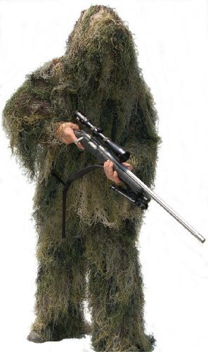 Special Ops Paintball Hunter Ghillie Suit