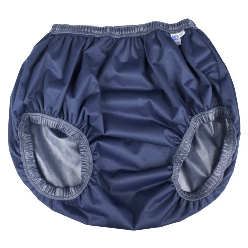 GaryWear Active Brief, Medium, Navy (Adult Diapers And Plastic Pants compare prices)