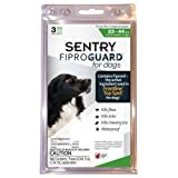 Sentry Fiproguard Topical Flea and Tick for Dogs, 23 to 44-Pound