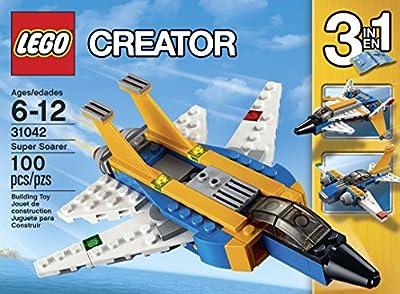 Lego Creator Super Soarer 31042 from LEGO
