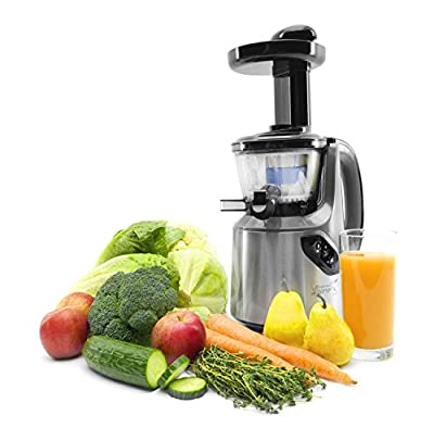 New Age Living SJC-45 Commercial Grade Masticating Slow Juicer
