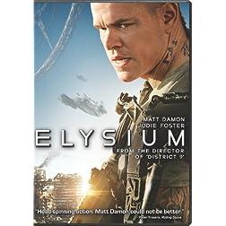 Elysium  (+UltraViolet Digital Copy)