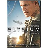 Elysium  (+UltraViolet Digital Copy) ~ Matt Damon