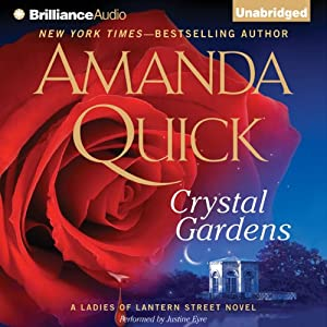 Crystal Gardens: A Ladies of Lantern Street Novel | [Amanda Quick]