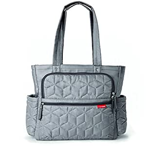 skip hop forma pack and go diaper tote gray. Black Bedroom Furniture Sets. Home Design Ideas