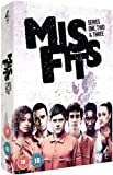 Misfits - Series 1-3 [DVD] by Robert Sheehan