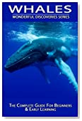 Whales (HD Edition): The Complete Guide For Beginners & Early Learning (Wonderful Discoveries)