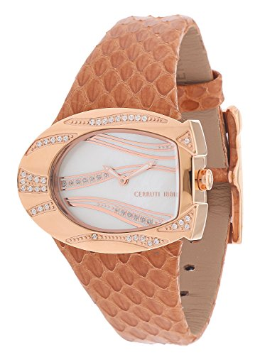 Cerruti Women Watch brown CRP003SR28BR