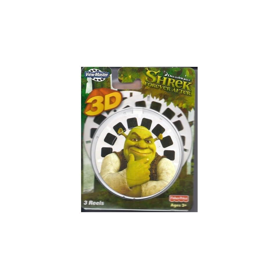 View Master 3 Pack Shrek Forever After