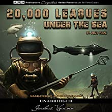 20,000 Leagues Under the Sea (       UNABRIDGED) by Jules Verne Narrated by David McCallion