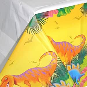 Amscan International Prehistoric Party Tablecover