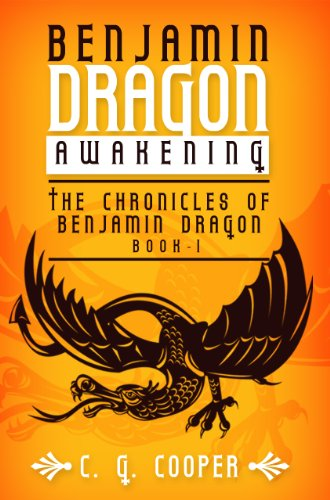 Benjamin Dragon - Awakening (The Chronicles of Benjamin Dragon Book 1) | freekindlefinds.blogspot.com