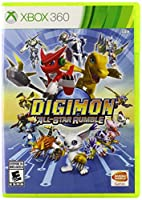 Digimon All-Star Rumble by BANDAI NAMCO Games