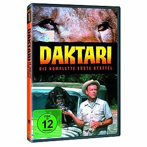 Daktari (Complete Season 1) (1968) (4 DVD) (Region 2) PAL (Import with English Language and Subtitles)