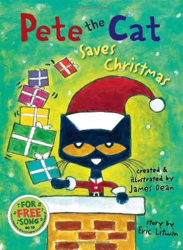 Pete the Cat Saves Christmas (rpkg)