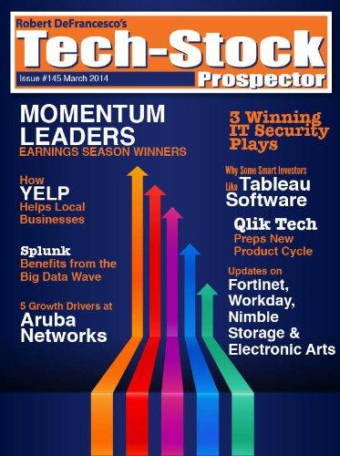 Tech-Stock Prospector - Magazine cover