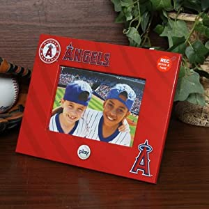Los Angeles Angels MLB 4'' x 6'' Talking Picture Frame
