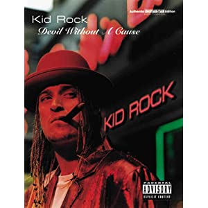 Kid Rock Guitar Chords Only God Knows Why