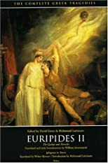 Euripides II: The Cyclops and Heracles, Iphigenia in Tauris, Helen (The Complete Greek Tragedies)