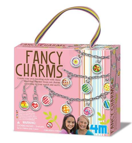 4M Fancy Charms Jewelry Kit