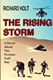 img - for The Rising Storm: A Novel About the Persian Gulf War book / textbook / text book