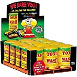 Toxic Waste Drums Sour Candy 12 Pack Case