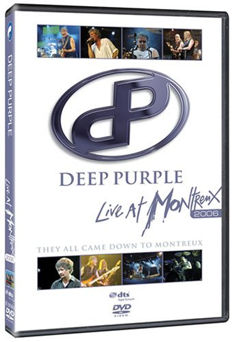 Deep Purple - They All Came Down To Montreux: Live At Montreux 2006 (Two-Disc Set)