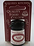 Squires Kitchen Professional Food Colour Black Paste