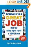 Graduate to a Great Job: Make Your College Degree Pay Off in Today's Market