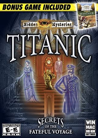 Hidden Mysteries: Titanic - Secrets of the Fateful Voyage / The White House