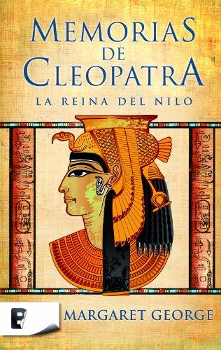 Portada del libro Memorias de Cleopatra de Margaret George