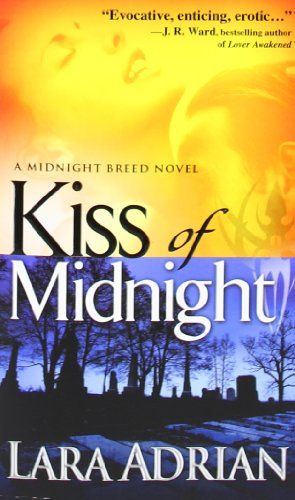 Kiss Of Midnight (The Midnight Breed, Book 1) front-296887