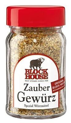 BLOCK HOUSE Zaubergewürz 70g von Block House Restaurantbetriebe AG - Gewürze Shop