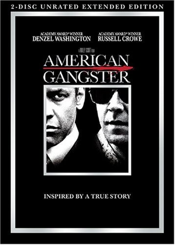 Cover art for  American Gangster (2-Disc Unrated Extended Edition)
