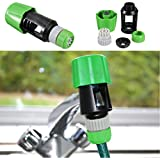 Universal Tap To Garden Hose Pipe Connector Mixer Adaptor Kitchen Watering Tool