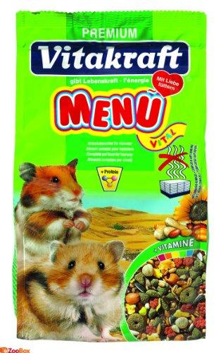 Vitakraft Menü VITAL für Hamster 400g