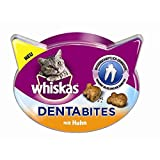 Whiskas Dentabites Huhn, 40-g-Packung