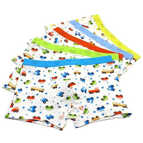 5-Pack-Brief-Cartoon-Boys-Boxer-Brief-Underwear-2-7-Years