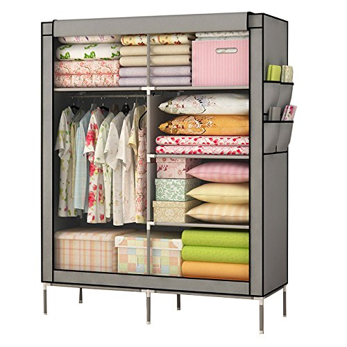 mow-wow-christmas-gift-popular-closet-organizer-collection-multilayer-shelves-clothes-storage-organi