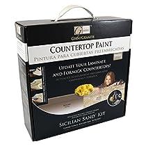 GianiTM Countertop Paint Kit, Sicilian Sand