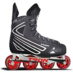 Tron S20 Roller Hockey Skates (Senior) by Tron