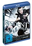 Image de BD * BD Resident Evil Afterlife [Blu-ray] [Import allemand]