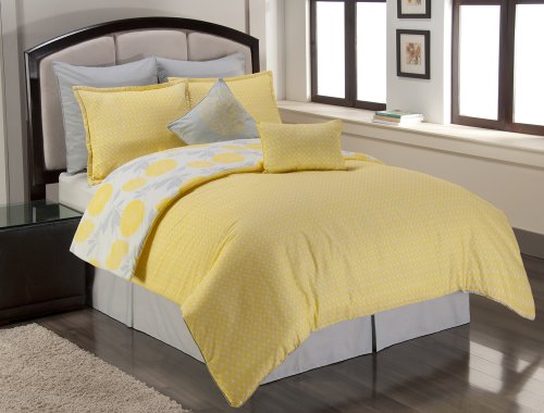 Yellow And Grey Twin Comforter Set: 301 Moved Permanently