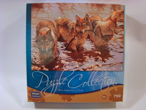 Mega Puzzle Collection 750 Piece Jigsaw Puzzle: Catch of the Day