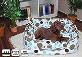 Tierbett Hundebett Katzenbett Tierkorb Außenmaß
