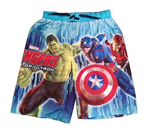 Marvel Avengers Age of Ultron Boys' Swim Trunks