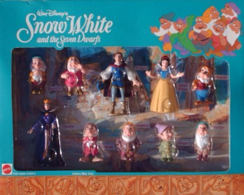 Disney Snow White and the Seven Dwarfs