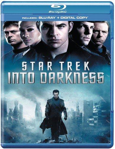 Blu-ray : Star Trek Into Darkness (Blu-ray)