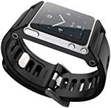 TikTok Multi-Touch Watch Band – iPod nano 6g – Black